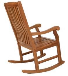 teak wood rocking chair all things cedar tr22