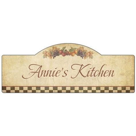 personalized home decor personalized kitchen and home decor