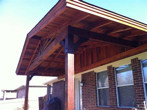 frisco shingled gabled patio cover shades patio  yard