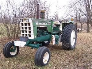 1972 oliver 1755 tractor for sale