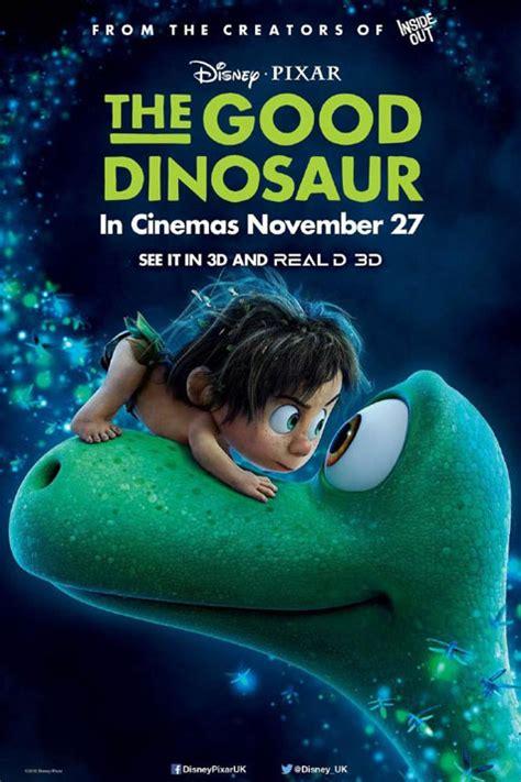 judul film dinosaurus the good dinosaur rilis trailer poster untuk britania