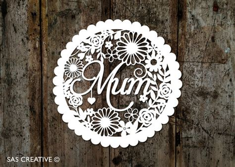 papercutting templates silhouette cameo svg papercutting file for s