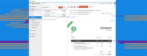 free invoice and estimate software invoice template ideas