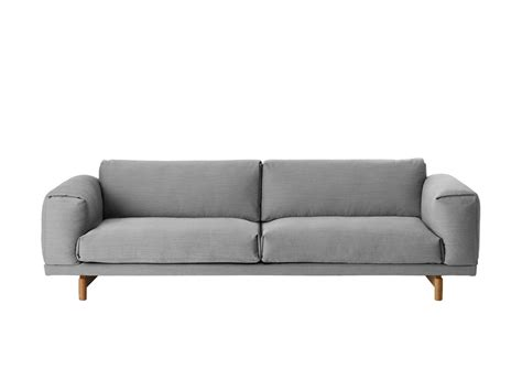 muuto sofa buy the muuto rest three seater sofa at nest co uk