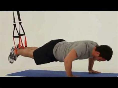 ganzkörper workout für zuhause sling eigengewicht ganzk rper