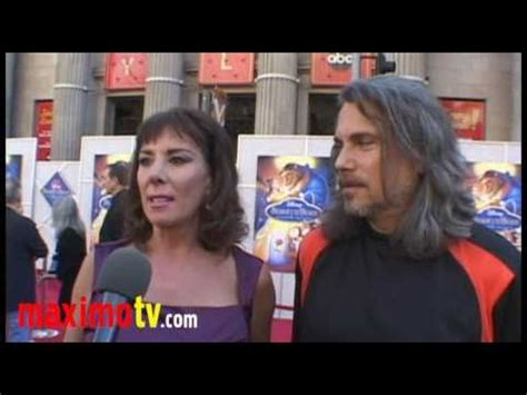 paige o hara interview paige o hara belle robby benson beast interview at