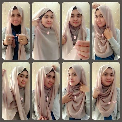 tutorial hijab niqab 136 best hijab shawl styles remember to cover the chest
