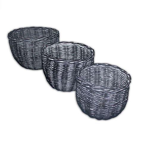 Keranjang Rotan Mobil Car Rattan Basket wira multi agung kerajinan anyaman rotan dan bambu