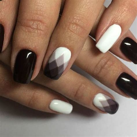 clashy colors 28 nail designs with neutral colors picsrelevant