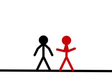 figure gif stick figure fighting animation by alexxu00 on deviantart