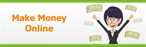Make Money Online At Home Free - ways to make money online from home free money mysurvey