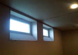 Lights For Windows Designs Great Basement Idea Angled Basement Windows