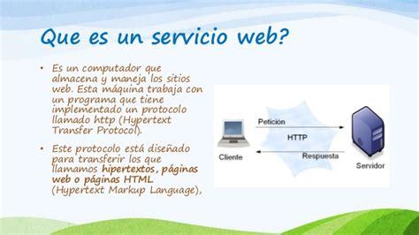 layout web que es servicios web internet