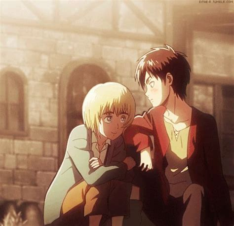 Eremin T Shirt Attack On Titan Anime Eren Jaeger And Armin Arlert 17 best images about eren and armin eremin on