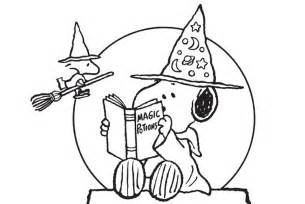 peanuts halloween coloring pages az coloring pages