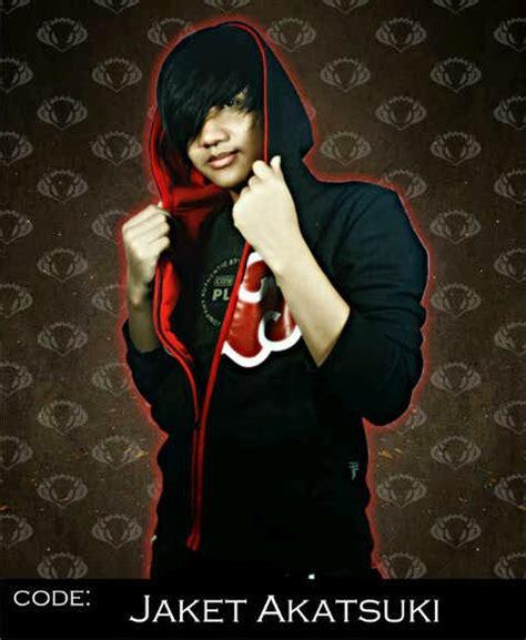 Jas Akatsuki jaket unik toko jaket jas n blazer j fleece jaket anime akatsuki jaket korean