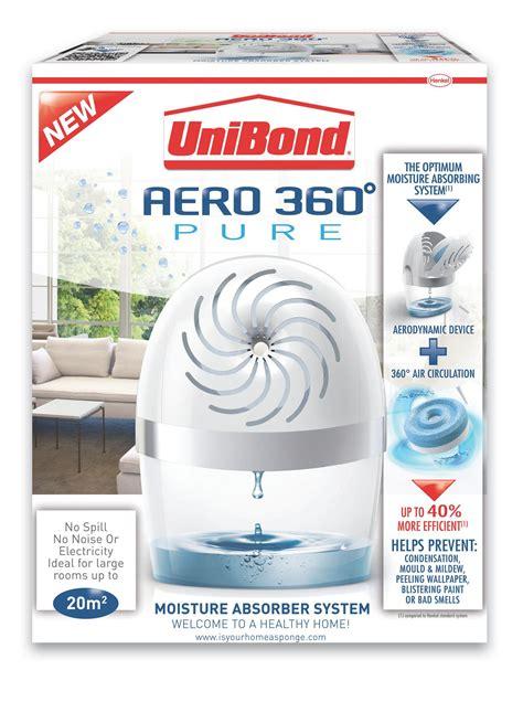 Unibond Aero 360 Moisture Absorber   Departments   DIY at B&Q