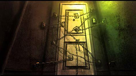 rooms doors horror kompletlsung klrgrm the scary door youtube