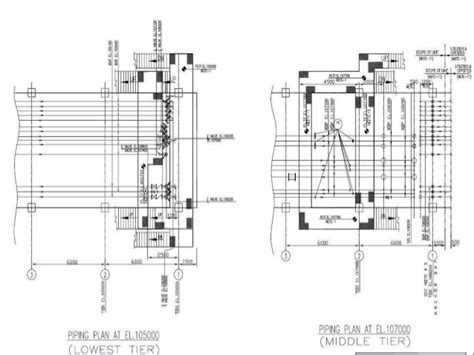 piping layout design ppt pipe rack design ppt cosmecol