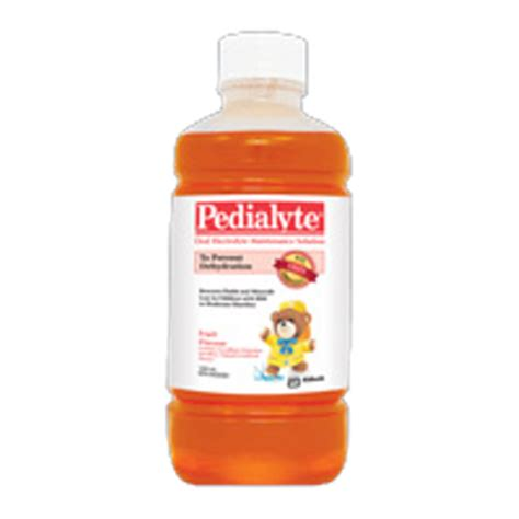 can i give my pedialyte pics for gt pedialyte