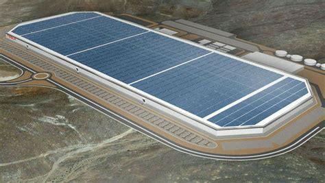 tesla gigafactory news 砂漠に建設されるテスラの世界最大バッテリー工場 ギガファクトリー とは何なのか gigazine
