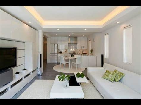 como decorar living comedor juntos decoracion de salas y comedor juntos modernos youtube