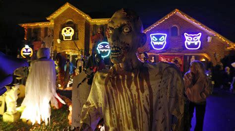 imagenes halloween en estados unidos halloween se apoder 243 de las casas de estados unidos foto