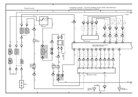 toyota venture wiring diagram toyota automotive wiring