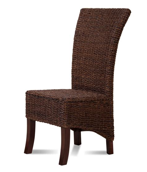 Rattan Dining Room Chairs by Dining Room Dark Rattan Dining Chairs With Brown Wooden