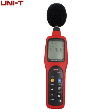 Digital Sound Noise Level Meter Tester 1 digital sound level meter db decibel meter noise tester