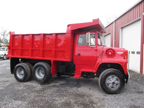 ford l9000 dump truck for sale 1994 ford l9000 dump trucks for sale 17 used trucks from