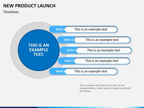 New Product Launch Powerpoint Template Sketchbubble New Product Presentation Template