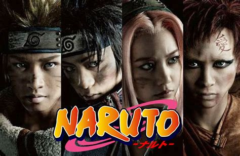 film naruto live action believe it naruto live action movie in the works at