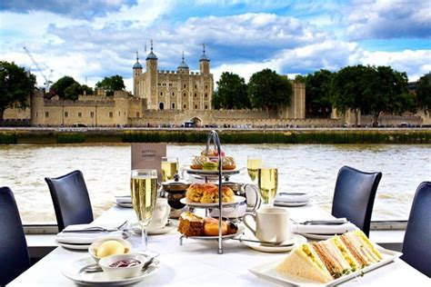 thames river boat afternoon tea spring in london all the sights sips and spectacles
