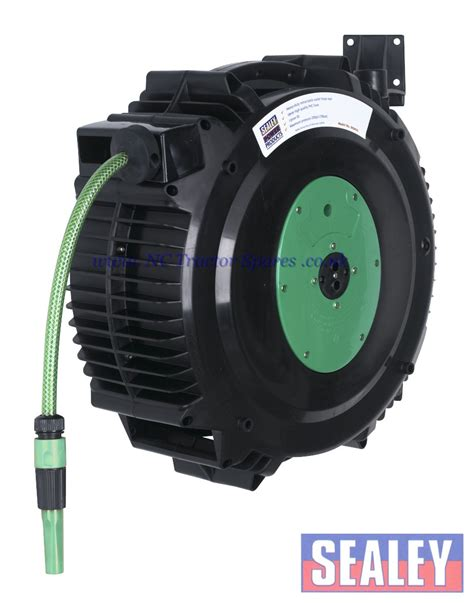 retractable water hose reel 18mtr 12mm id pvc hose