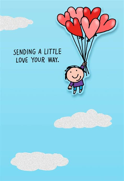 sending   love   card greeting cards