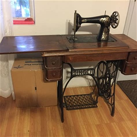 antique sewing machine table value tell vintage and antique singer sewing machines