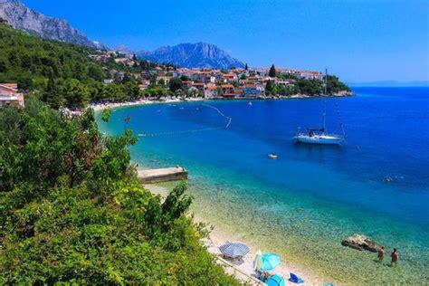 Kroatien Urlaub 2016 Makarska Riviera In Frankfurt