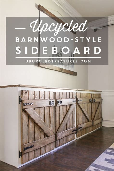 Barn Door Style Kitchen Cabinets by 25 Best Ideas About Rustic Cabinet Doors On Pinterest