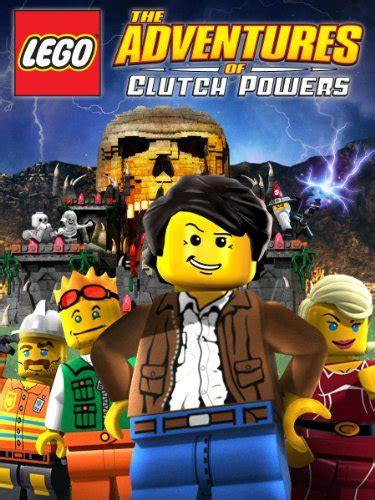 amazoncom lego  adventures  clutch powers ryan