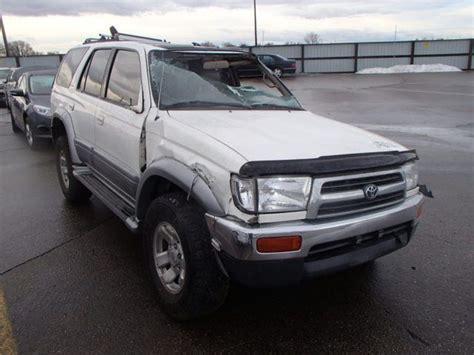 1998 Toyota Tundra 1998 Toyota Tundra Electrical 601 Alternator 601 58680 6