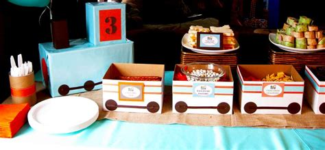 train themed birthday party ideas vintage train party birthday party ideas photo 1 of 17