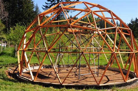 Geodesic Dome Home by Package Vs Diy Geodesic Greenhouse Which One Wins