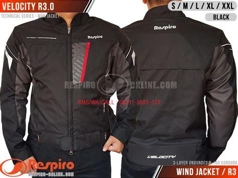 Outer Jaket 3 Warna Jin3 technical jacket respiro velocity r3 0 respiro