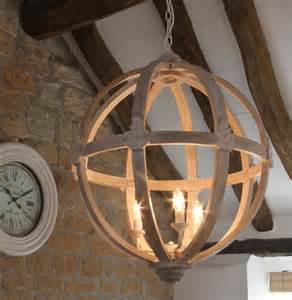 Large Wooden Orb Chandelier Large Wooden Orb Chandelier Farmhouse