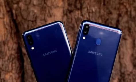 samsung launches galaxy m10 m20 to compete xiaomi s redmi series