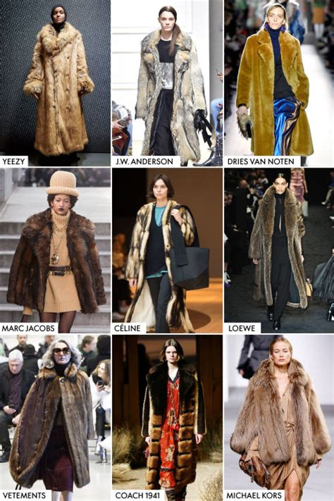 vintage trends 2017 fall 2017 fashion trends guide to fall 2017 styles and