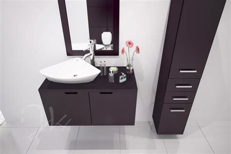 How High Is A Bathroom Vanity Gloss Acrylic Single Floating Vanity With Three Fold
