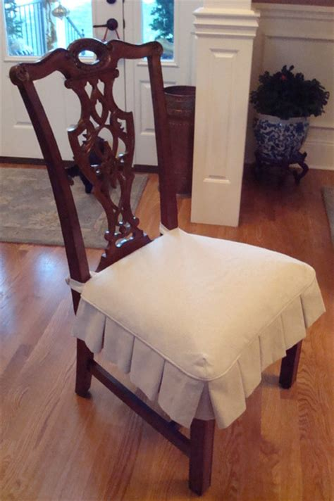 custom dining chair slipcovers dining chair slipcovers traditional nashville by