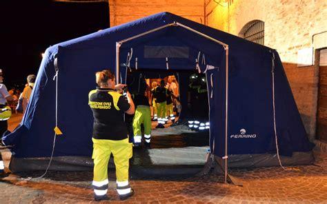 tenda protezione civile una tenda pneumatica per la protezione civile cronache